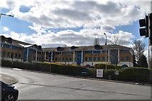 TQ5941 : Century Place by N Chadwick