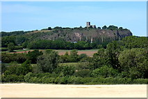 SK4023 : Priory Church of St Mary and St Hardulph on Breedon Hill by Mat Fascione