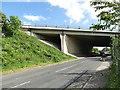 SE3125 : M1 bridge over Lingwell Gate Lane by Stephen Craven