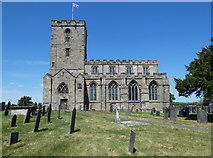 SK4023 : Priory Church of St Mary and St Hardulph at Breedon Hill by Mat Fascione