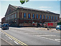 SO8555 : Former works, Pheasant Street, Worcester by Stephen Richards