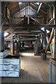 SJ6775 : Lion Salt Works - stove house No. 2  by Chris Allen