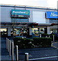 ST3486 : Poundland closed until further notice, Newport Retail Park by Jaggery