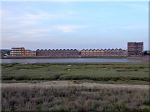 TQ2105 : Waterside development, Shoreham By Sea by Simon Carey