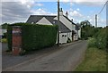 SP6798 : Thistle Cottage on Scotland Lane, Burton Overy by Mat Fascione