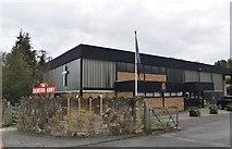 TQ5939 : Salvation Army Citadel by N Chadwick