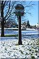 TQ6240 : Pembury Village sign by N Chadwick