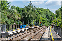 TQ2151 : Betchworth Station by Ian Capper