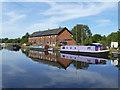 SE3522 : Stanley Ferry Marina by Stephen Craven