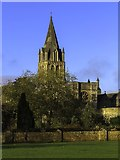 SP5105 : Christ Church Cathedral in Oxford by Steve Daniels