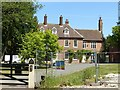 SK6943 : The Old Hall, East Bridgford by Alan Murray-Rust