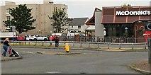 NO3700 : McDonald's is open! by Bill Kasman