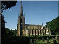 SE3528 : St John's church, Oulton: south side by Stephen Craven