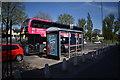 SP0795 : Same route different bus by Martin Richard Phelan
