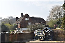 TQ5944 : Bournemill Cottages by N Chadwick
