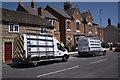 TF0920 : Matching vans by Bob Harvey