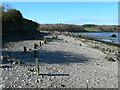 SH6172 : The beach at Aber Ogwen by Eirian Evans