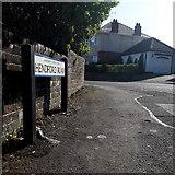 SZ0795 : Ensbury Park: Hendford Road by Chris Downer