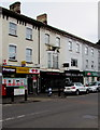 ST3288 : Maindee's post office inside a Chepstow Road convenience store, Newport by Jaggery