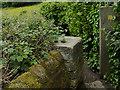 SE2437 : Squeeze stile on a public footpath by Stephen Craven