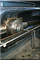 SJ6799 : Leigh Spinners No. 2 mill - crosshead by Chris Allen