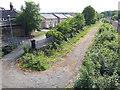 SE2336 : Network Rail access at Newlay Bridge by Stephen Craven