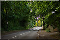 SK3615 : Upper Packington Road, Ashby-de-la-Zouch by Oliver Mills