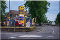 SK3516 : Jet Garage, Ashby-de-la-Zouch by Oliver Mills