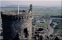 SH5831 : Harlech Castle by Stephen McKay