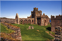 SC2484 : St. German's Cathedral, Peel Castle by Ian Taylor