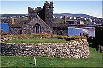 SC2484 : Peel Castle by Ian Taylor