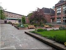NZ2465 : Quadrangle, Newcastle University by Graham Robson
