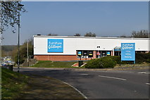 TQ6042 : Furniture Village (Closed), King's Standing Business Park by N Chadwick