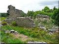 SE1304 : Ruined farm building, Hades, Wooldale by Humphrey Bolton