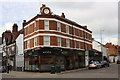 SP3279 : My Dhabba restaurant at Spon Street / Lower Holyhead Road junction by Roger Templeman