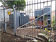 SE2433 : Substation, Post Hill Court by Stephen Craven