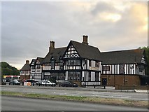 SP0179 : The Black Horse, Northfield by Chris Whippet