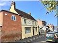 TR0160 : George Inn, Faversham by Chris Whippet