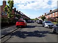 NZ2468 : Alwinton Terrace, Gosforth, Newcastle upon Tyne by Graham Robson