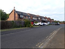 NZ2567 : Daylesford Drive, High Heaton, Newcastle upon Tyne by Graham Robson