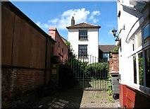 TG2309 : 42 Magdalen Street - Regency Villa by Evelyn Simak