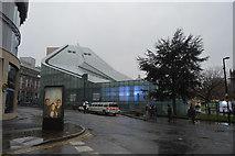 SJ8498 : National Football Museum by N Chadwick