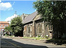 TG2309 : The redundant church of St Saviour by Evelyn Simak