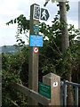 ST7467 : Some paths to Charlcombe by Neil Owen