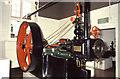TF9717 : Gressenhall Farm & Workhouse - stationary steam engine by Chris Allen