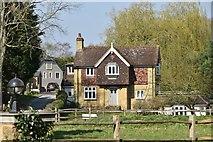 TQ5641 : Cottage, Mill Farm. by N Chadwick