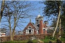TQ5641 : East Lodge, Salomons House by N Chadwick