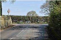 TQ5741 : Broomhill Rd, Speldhurst Rd junction by N Chadwick