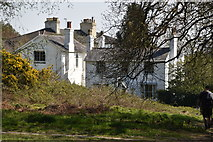 TQ5742 : Houses on the edge of Southborough Common by N Chadwick