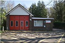 TQ5841 : Southborough Fire Station by N Chadwick